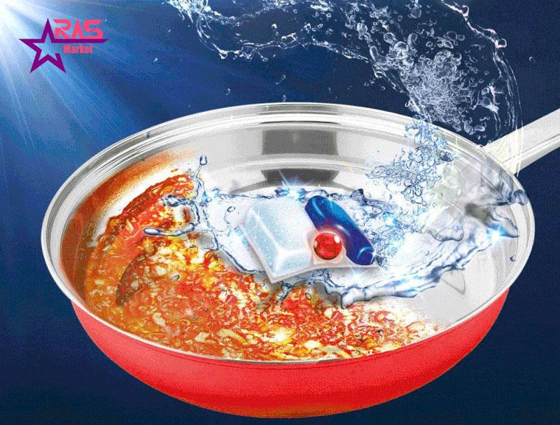 قرص ماشین ظرفشویی فینیش مدل کوانتوم - 40 عددی، محصولات ماشین ظرفشویی، خرید محصولات شوینده و بهداشتی، finish ، Quantum