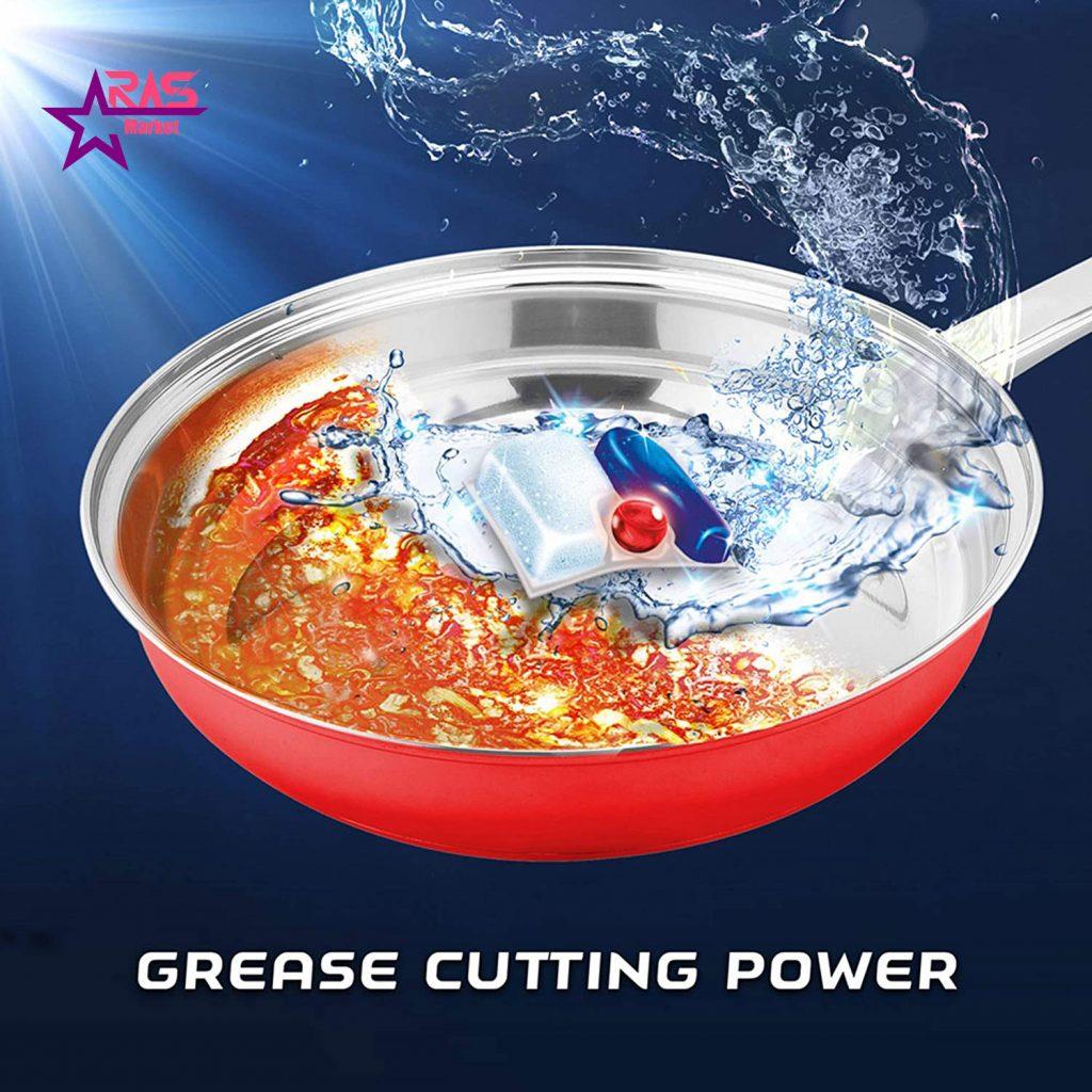 قرص ماشین ظرفشویی فینیش مکس 65 عددی، خرید اینترنتی محصولات شوینده و بهداشتی ، بهداشت خانه finish quantum max