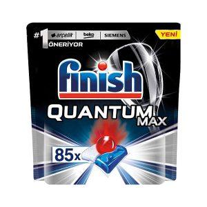 قرص ماشین ظرفشویی فینیش کوانتوم مکس 85 عددی