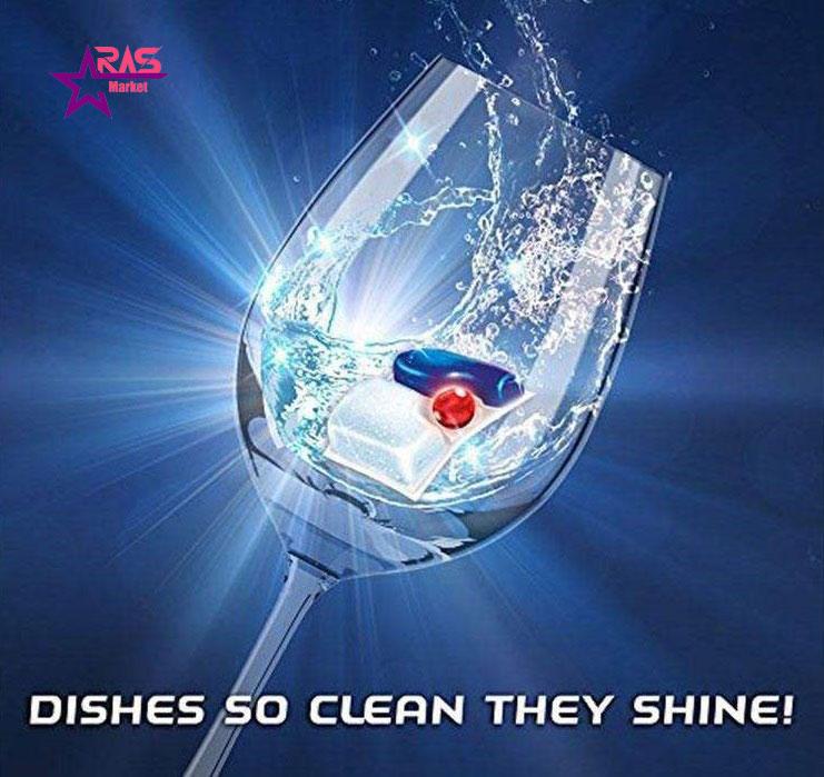 قرص ماشین ظرفشویی فینیش کوانتوم 15 عددی، بهداشت خانه ، فروشگاه اینترنتی ارس مارکت، خرید محصولات شوینده و بهداشتی، finish ، Quantum
