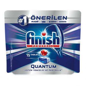 قرص ماشین ظرفشویی فینیش کوانتوم 15 عددی