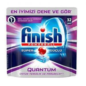 قرص ماشین ظرفشویی فینیش کوانتوم 32 عددی