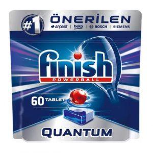 قرص ماشین ظرفشویی فینیش کوانتوم 60 عددی