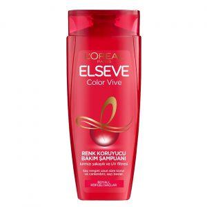 شامپو لورآل سری ELSEVE مدل Color Vive مخصوص موهای رنگ شده ۴۵۰ میلی لیتر