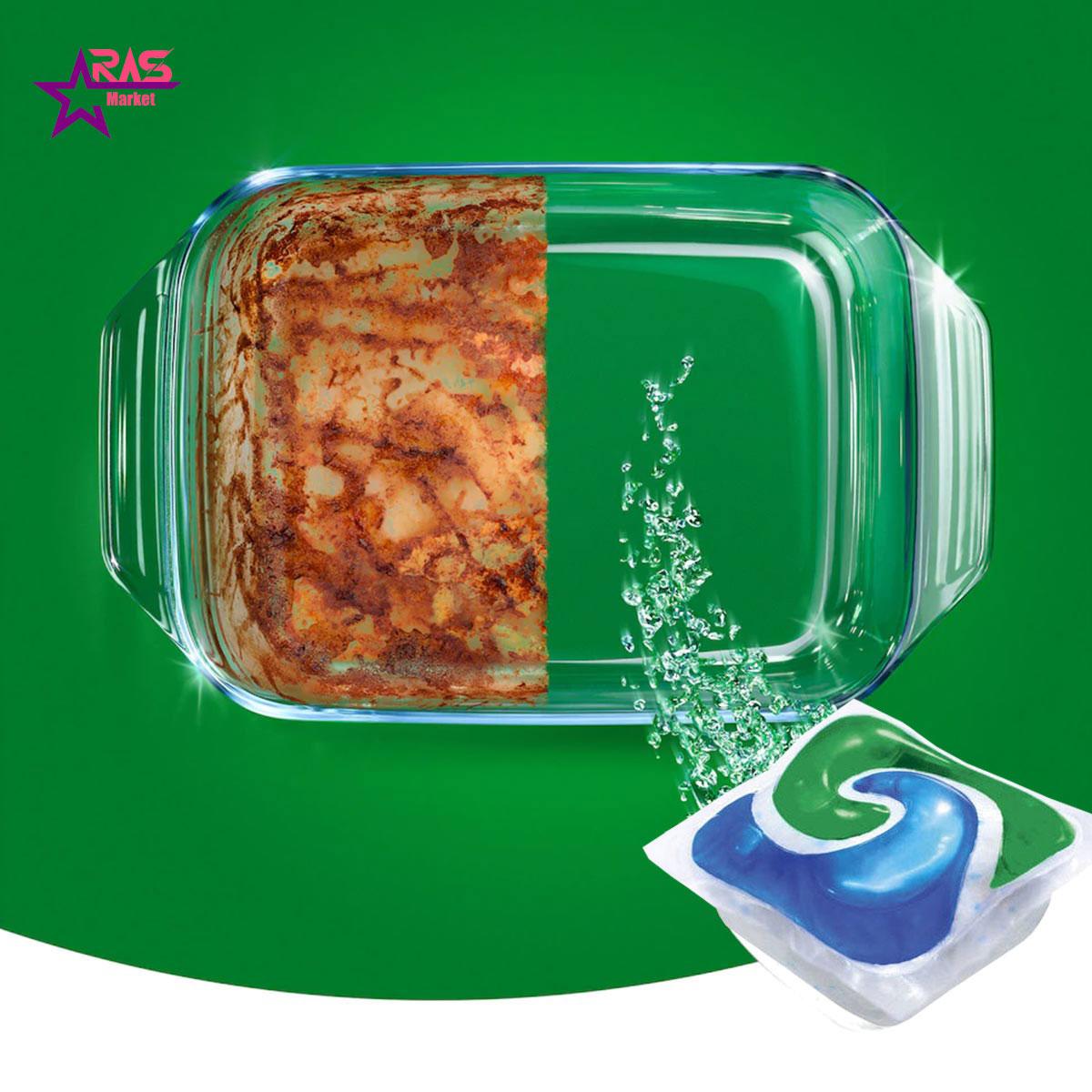 قرص ماشین ظرفشویی فیری جار 115 عددی ، خرید اینترنتی محصولات شوینده و بهداشتی ، بهداشت خانه ، محصولات ظرفشویی