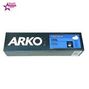 خمیر اصلاح آرکو مدل Cool خنک کننده 100 میلی لیتر ، فروشگاه اینترنتی ارس مارکت ، بهداشت آقایان ، خمیر ریش