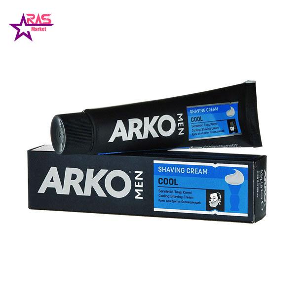خمیر اصلاح آرکو مدل Cool خنک کننده 100 میلی لیتر ، فروشگاه اینترنتی ارس مارکت ، بهداشت آقایان