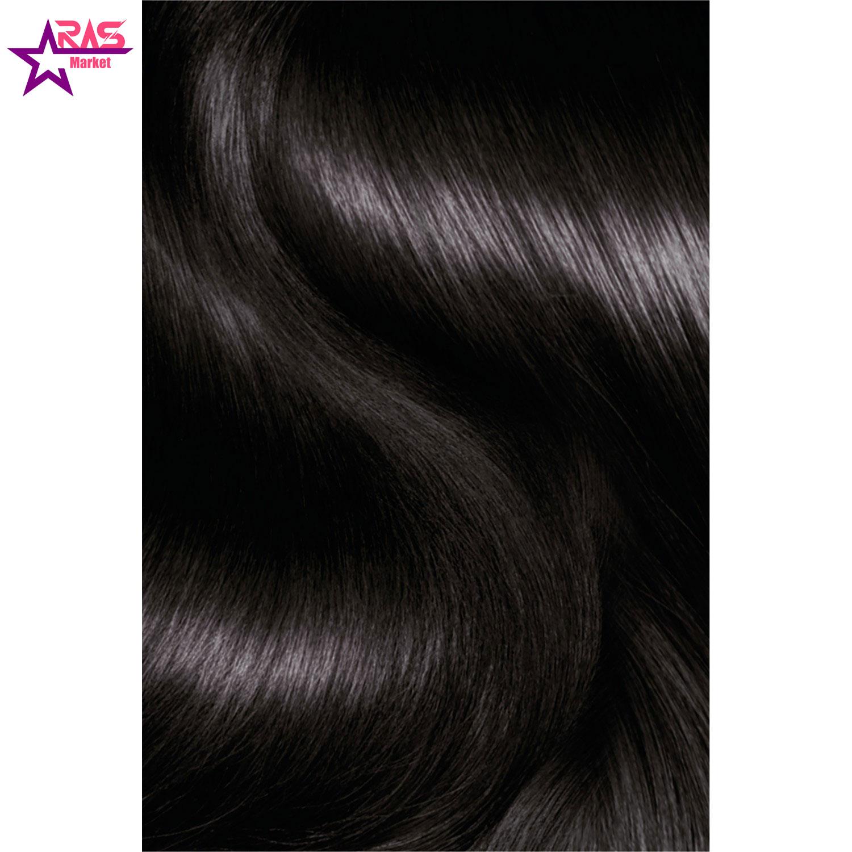 کیت رنگ مو لورآل سری Excellence شماره 1.01 ، فروشگاه اینترنتی ارس مارکت ، بهداشت بانوان ، loreal
