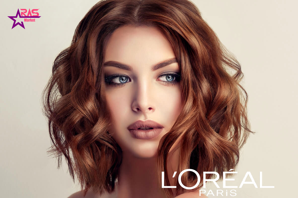 کیت رنگ مو لورآل سری Excellence شماره 5.5 ، خرید اینترنتی محصولات شوینده و بهداشتی ، بهداشت بانوان ، ارس مارکت