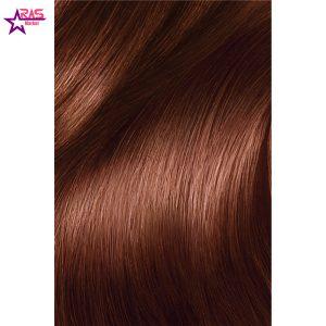 کیت رنگ مو لورآل سری Excellence شماره 5.5 ، فروشگاه اینترنتی ارس مارکت ، بهداشت بانوان ، loreal