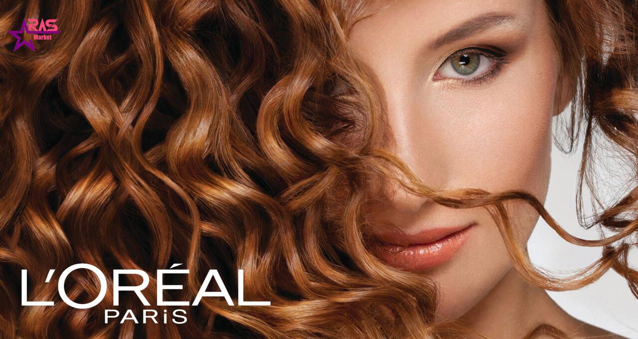 کیت رنگ مو لورآل سری Excellence شماره 6.32 ، خرید اینترنتی محصولات شوینده و بهداشتی ، بهداشت بانوان ، ارس مارکت