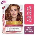 کیت رنگ مو لورآل سری Excellence شماره 6.32 ، فروشگاه اینترنتی ارس مارکت ، بهداشت بانوان