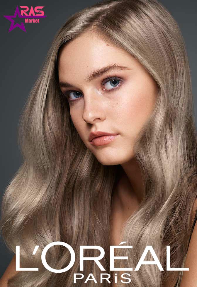 کیت رنگ مو لورآل سری Excellence شماره 7.1 ، خرید اینترنتی محصولات شوینده و بهداشتی ، بهداشت بانوان ، رنگ موی بانوان