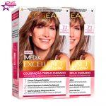 کیت رنگ مو لورآل سری Excellence شماره 7.1 ، فروشگاه اینترنتی ارس مارکت ، بهداشت بانوان ، loreal