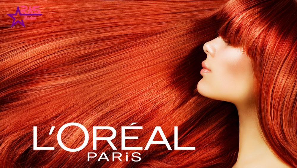 کیت رنگ مو لورآل سری Excellence شماره 7.43 ، خرید اینترنتی محصولات شوینده و بهداشتی ، بهداشت بانوان ، ارس مارکت
