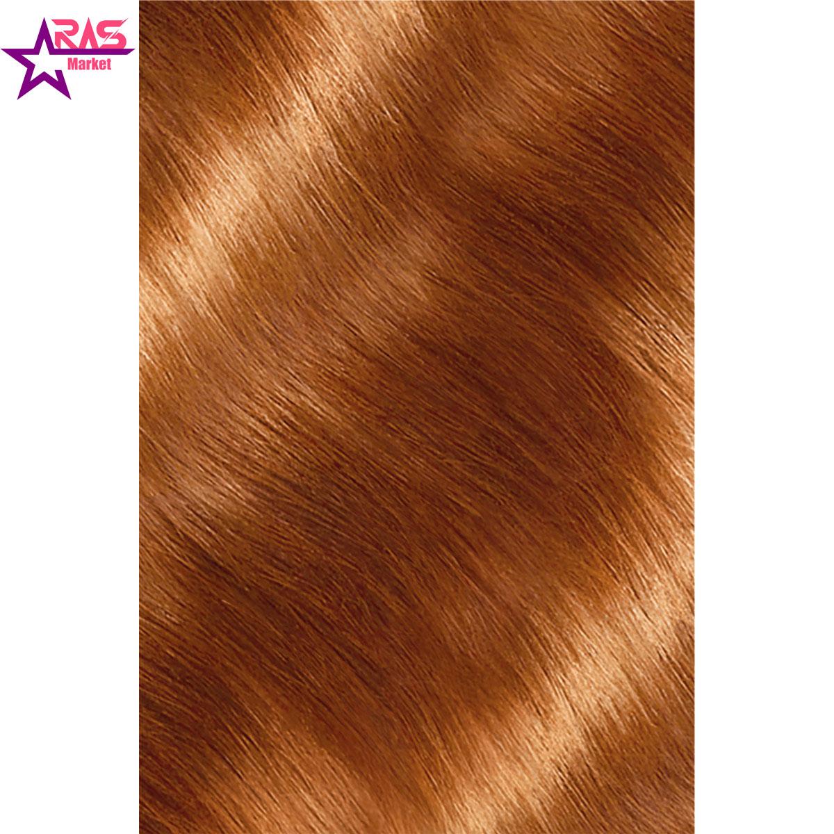 کیت رنگ مو لورآل سری Excellence شماره 7.43 ، فروشگاه اینترنتی ارس مارکت ، بهداشت بانوان ، رنگ موی بانوان
