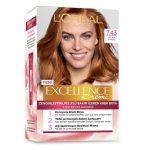 کیت رنگ مو لورآل سری Excellence شماره 7.43