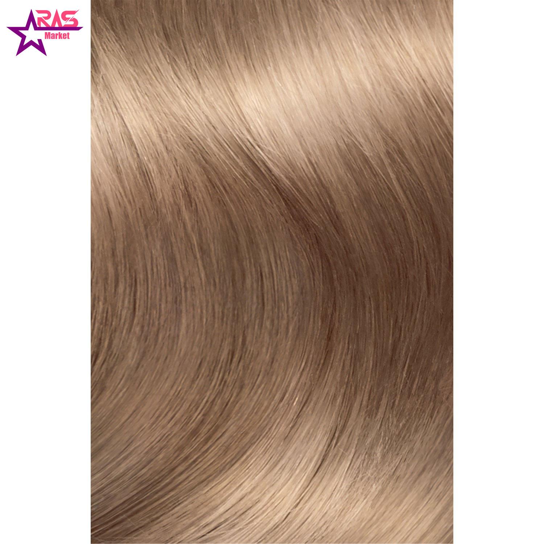 کیت رنگ مو لورآل سری Excellence شماره 8.1 ، فروشگاه اینترنتی ارس مارکت ، بهداشت بانوان ، رنگ موی بانوان