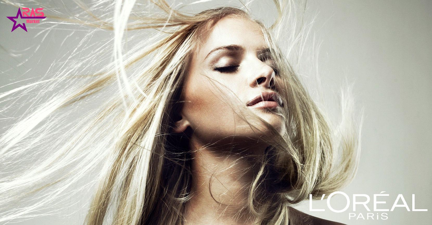 کیت رنگ مو لورآل سری Excellence شماره 9.1 ، خرید اینترنتی محصولات شوینده و بهداشتی ، رنگ موی بانوان