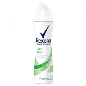 اسپری ضد تعریق رکسونا مدل Aloe Vera حجم 150 میلی لیتر