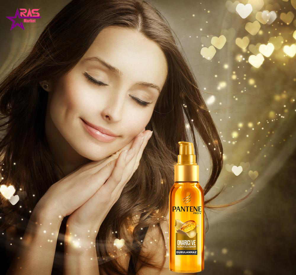 روغن مو پنتن حاوی ویتامین E و کراتین 100 میلی لیتر ، خرید اینترنتی محصولات شوینده و بهداشتی ، مراقبت مو