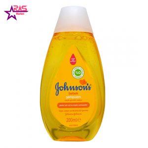 شامپو بچه جانسون 200 میلی لیتر ، فروشگاه اینترنتی ارس مارکت ، محصولات کودک