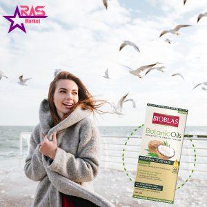شامپو بیوبلاس حاوی روغن نارگیل درخشان کننده و تقویت کننده مو 360 میلی لیتر ، فروشگاه اینترنتی ارس مارکت ، شامپوی مو
