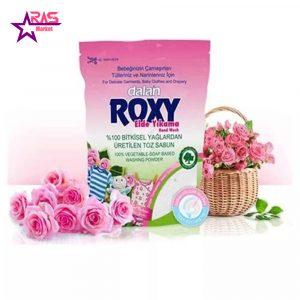 پودر صابون لباس کودک دستی رکسی 800 گرم ، فروشگاه اینترنتی ارس مارکت ، محصولات کودک ، پودر دستی roxy