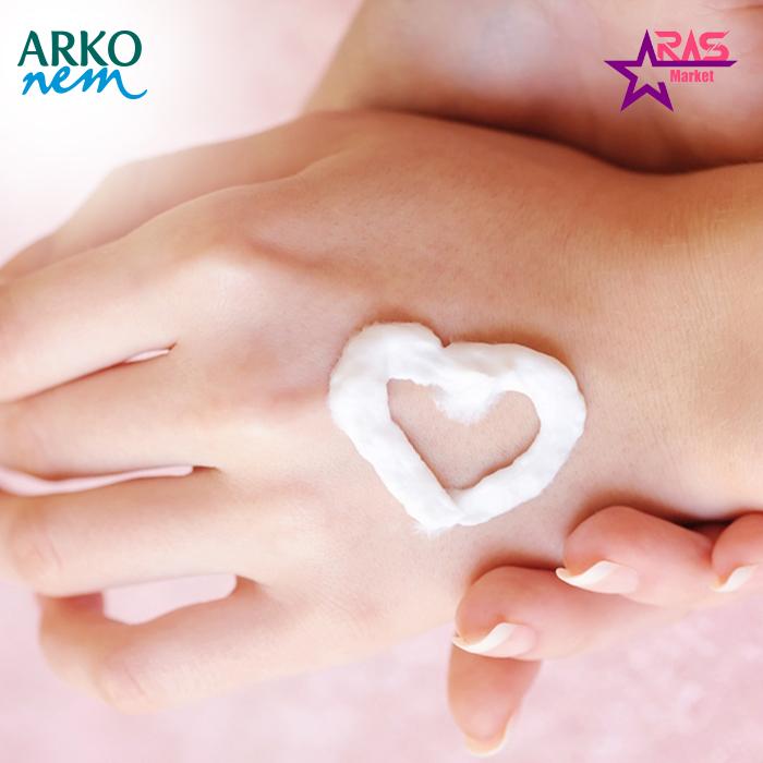 کرم مرطوب کننده آرکو نم حاوی روغن زیتون 250 میلی لیتر ، فروشگاه اینترنتی ارس مارکت ، مراقبت پوست