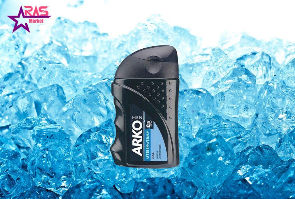 بالم افتر شیو آرکو مدل Cool حجم 150 میلی لیتر ، خرید اینترنتی محصولات شوینده و بهداشتی ، بهداشت آقایان