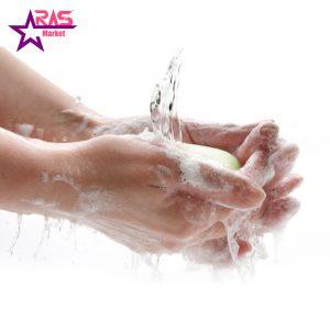 صابون داو مدل Fresh Touch حاوی عصاره خیار و چای سبز 100 گرم ، فروشگاه اینترنتی ارس مارکت ، استحمام