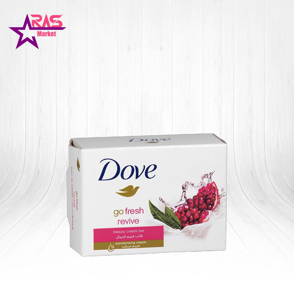 صابون داو مدل Revive حاوی عصاره انار و به لیمو 100 گرم ، خرید اینترنتی محصولات شوینده و بهداشتی ، صابون dove