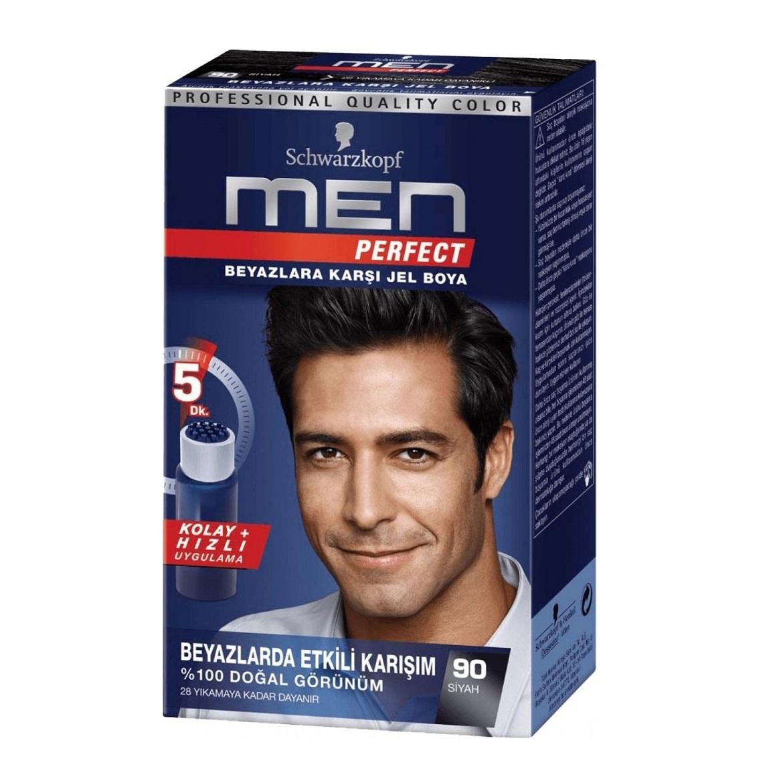 کیت رنگ مو مردانه Men Perfect شماره 90