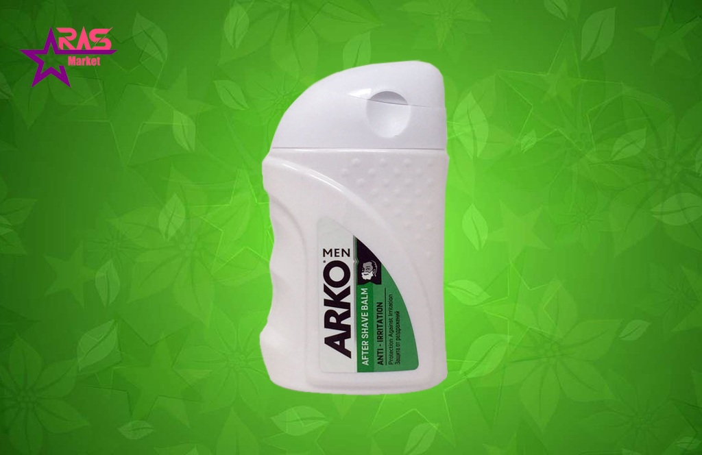 بالم افتر شیو آرکو مدل Anti-Irritation حجم 150 میلی لیتر ، خرید اینترنتی محصولات شوینده و بهداشتی