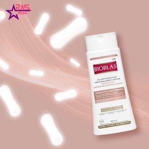 شامپو بیوبلاس ضد ریزش مو مخصوص موهای خشک و آسیب دیده 360 میلی لیتر ، فروشگاه اینترنتی ازس مارکت ، bioblas shampoo