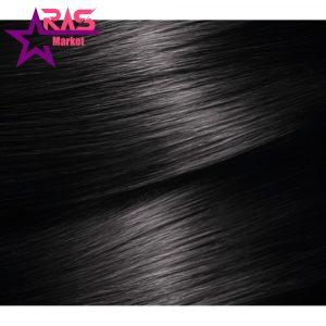 کیت رنگ مو گارنیر سری Color Naturals شماره 1 ، فروشگاه اینترنتی ارس مارکت ، رنگ موی گارنیر