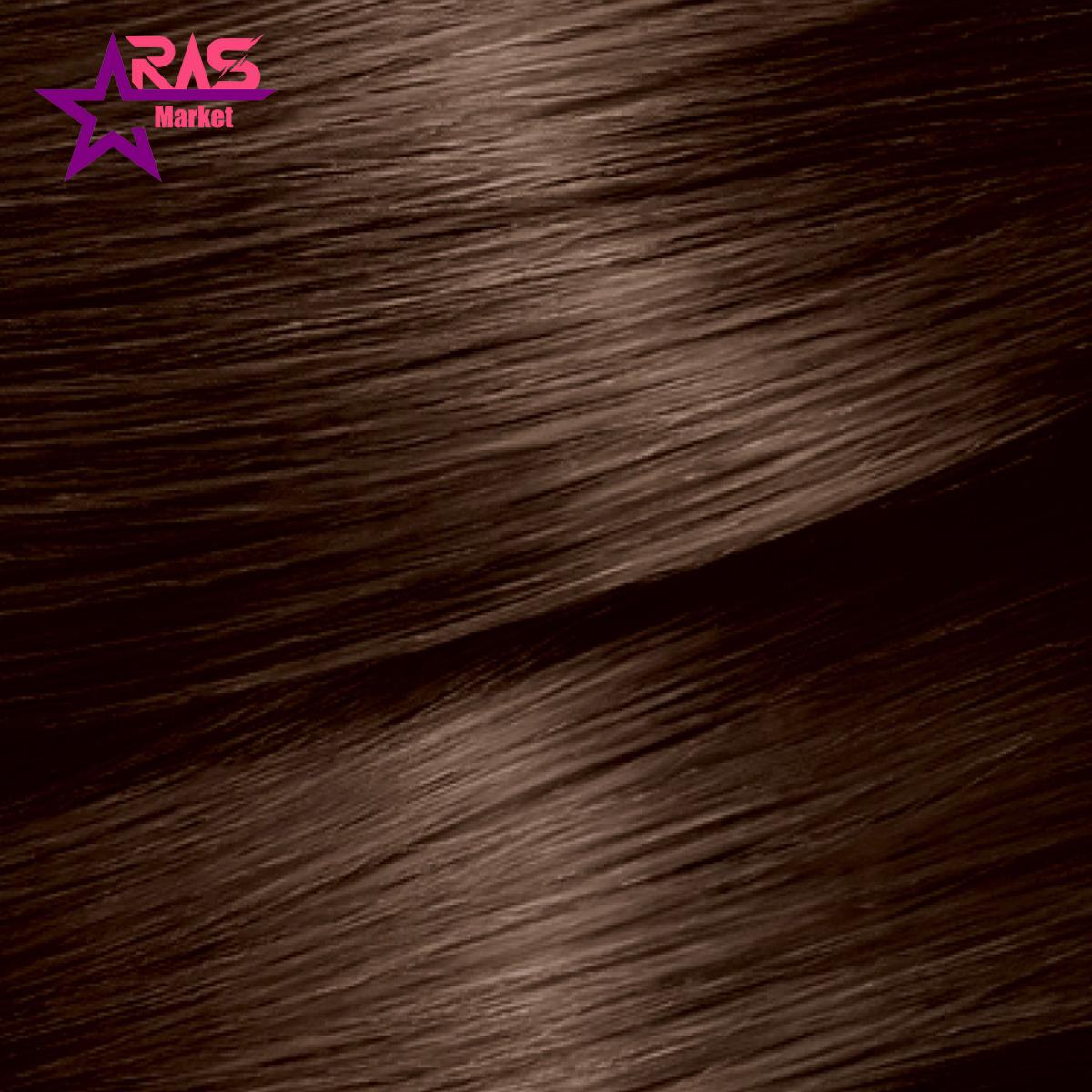 کیت رنگ مو گارنیر سری Color Naturals شماره 4 ،فروشگاه اینترنتی ارس مارکت ، رنگ موی گارنیر