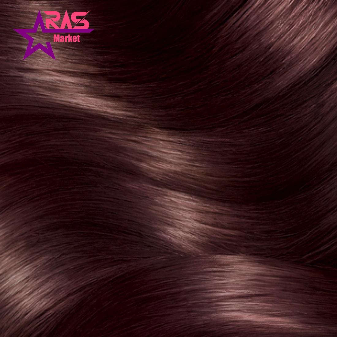 کیت رنگ مو گارنیر سری Color Naturals شماره 4.15 ، فروشگاه اینترنتی ارس مارکت ، رنگ موی گارنیر