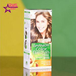 کیت رنگ مو گارنیر سری Color Naturals شماره 6 ،فروشگاه اینترنی ارس مارکت ، بهداشت بانوان