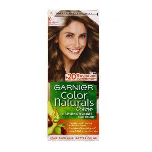 کیت رنگ مو گارنیر سری Color Naturals شماره 6