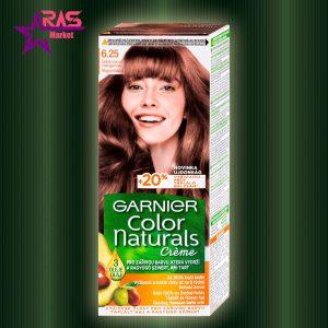 کیت رنگ مو گارنیر سری Color Naturals شماره 6.25 ، فروشگاه اینترنتی ارس مارکت ، بهداشت بانوان