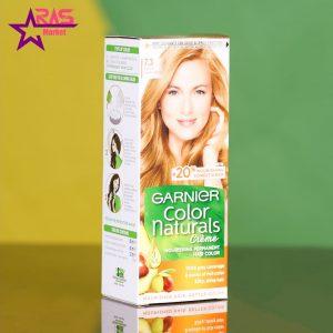 کیت رنگ مو گارنیر سری Color Naturals شماره 7.3 ، فروشگاه اینترنتی ارس مارکت ، بهداشت بانوان