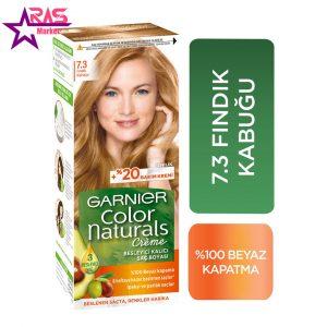 کیت رنگ مو گارنیر سری Color Naturals شماره 7.3 ، فروشگاه اینترنتی ارس مارکت