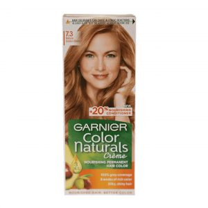 کیت رنگ مو گارنیر سری Color Naturals شماره 7.3