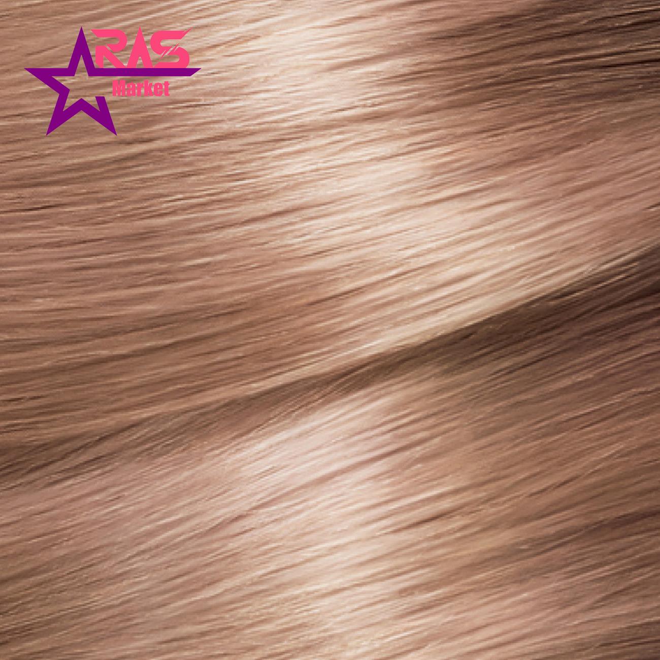 کیت رنگ مو گارنیر سری Color Naturals شماره 8N ، فروشگاه اینترنتی ارس مارکت ، کیت رنگ موی garnier