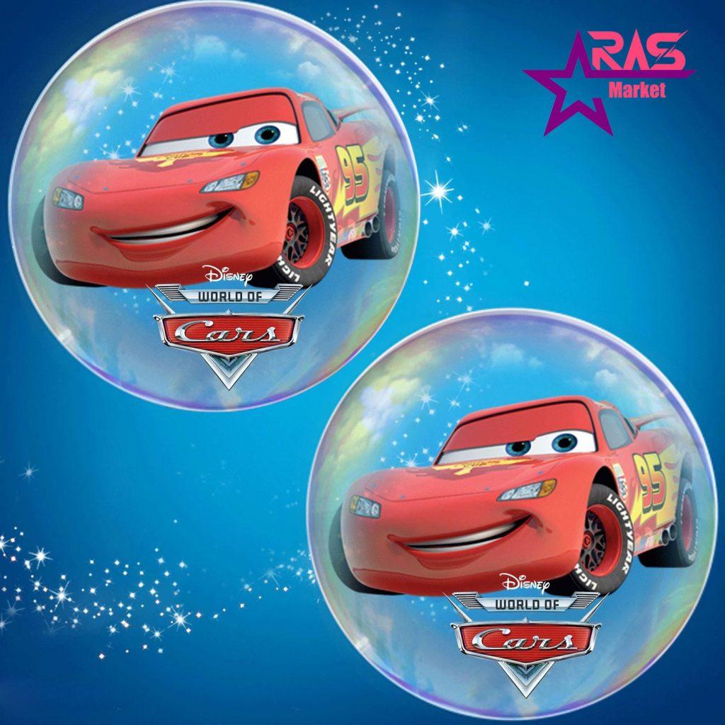 مسواک برقی کودک اورال بی مدل Cars ، خرید اینترنتی محصولات شوینده و بهداشتی ، مسواک برقی بچگانه اورال بی