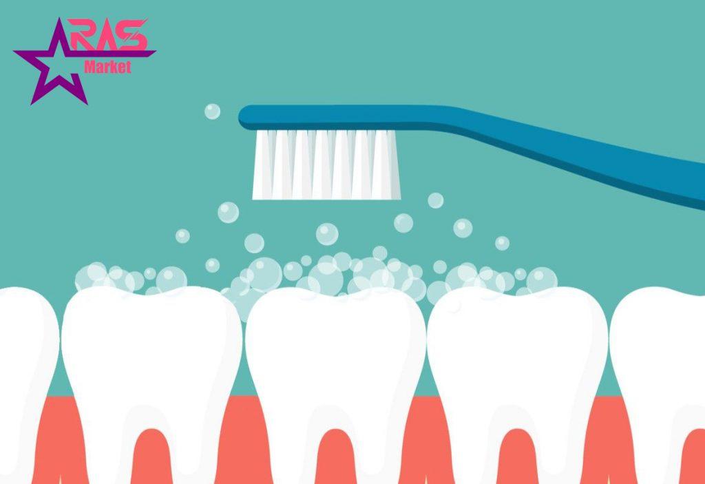 خمیر دندان کلگیت مدل Üçlü Etki حجم 100 میلی لیتر ، خرید اینترنتی محصولات شوینده و بهداشتی ، خمیردندان سه کاره کلگیت