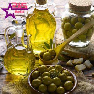 صابون دورو مدل Natural Olive حاوی عصاره روغن زیتون 4 عددی ، فروشگاه اینترنتی ارس مارکت ، duru natural olive