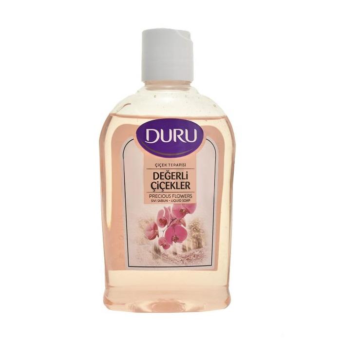 صابون مایع دورو با رایحه گل ها 300 میلی لیتر